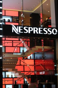 Nespresso boutique in Sydney, Australia